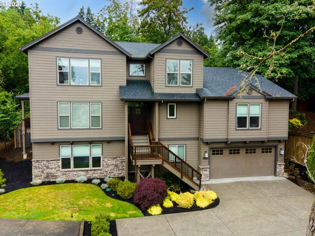 10424 NW Lost Park Dr, Portland, OR 97229 (MLS #21340160) :: The Liu Group