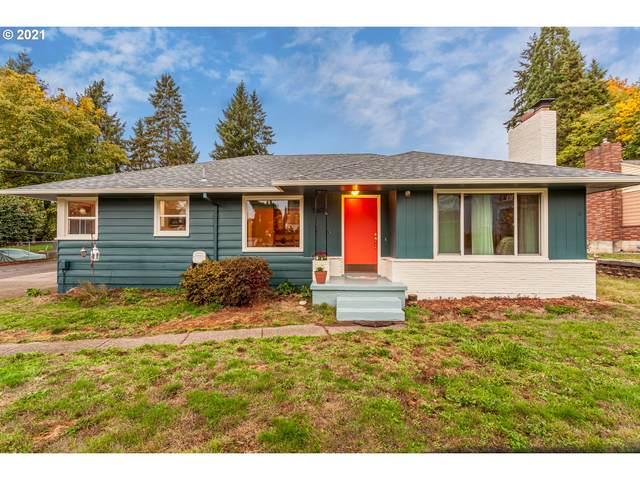 5605 SE Monroe St, Milwaukie, OR 97222 (MLS #21340180) :: Fox Real Estate Group