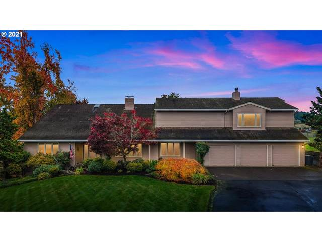 23300 SW Newland Rd, Wilsonville, OR 97070 (MLS #21340226) :: Townsend Jarvis Group Real Estate