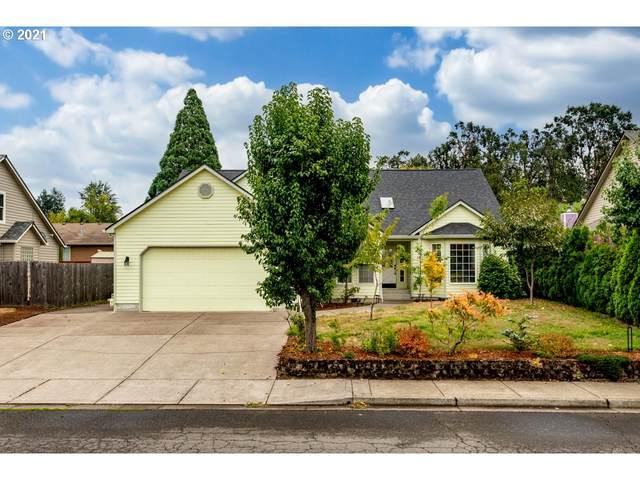 593 Lone Oaks Loop, Silverton, OR 97381 (MLS #21340335) :: Keller Williams Portland Central