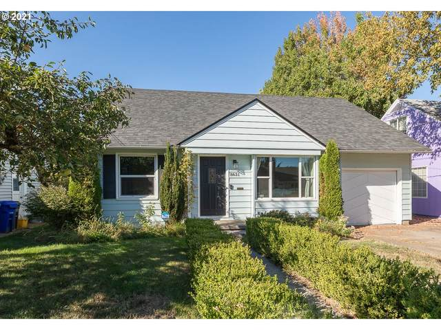 8631 NE Pacific St, Portland, OR 97220 (MLS #21340395) :: The Haas Real Estate Team