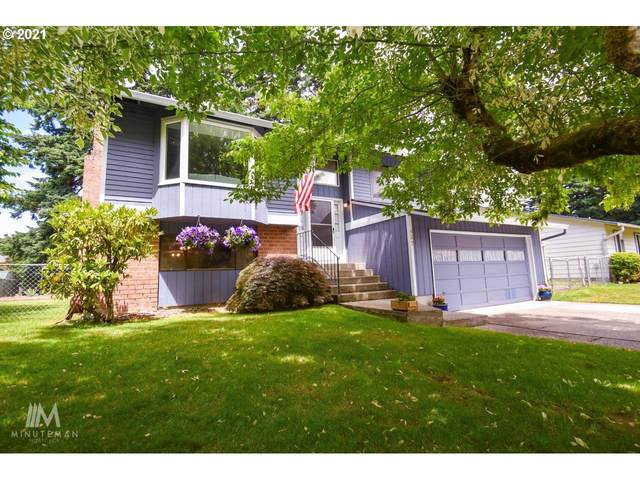 437 SW 9TH Cir, Troutdale, OR 97060 (MLS #21340844) :: Keller Williams Portland Central