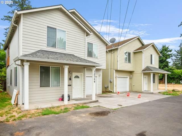 12724 SE Sherman St, Portland, OR 97233 (MLS #21341030) :: Lux Properties