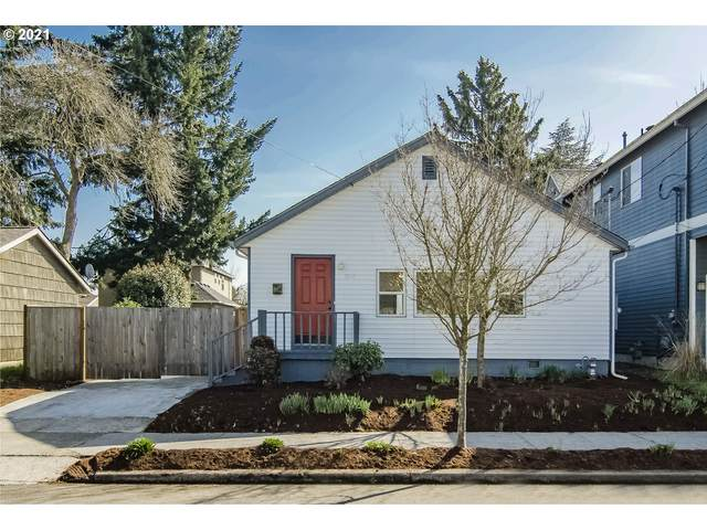 7814 N Hereford Ave, Portland, OR 97203 (MLS #21341441) :: Duncan Real Estate Group