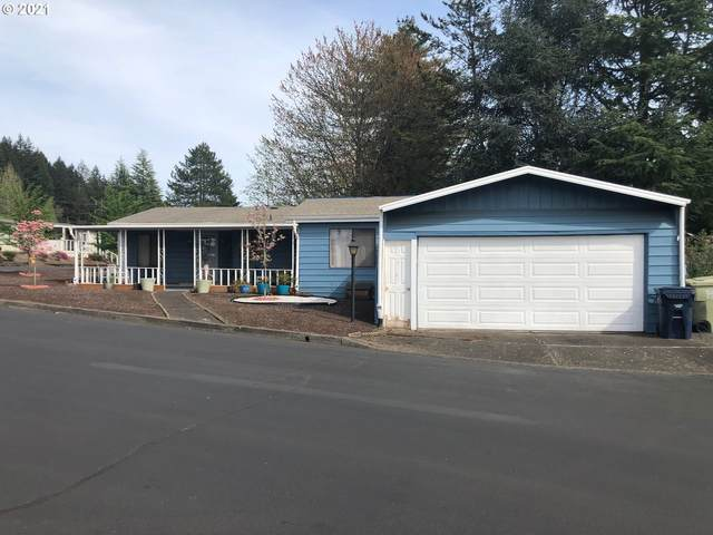 100 SW 195th Ave #76, Beaverton, OR 97006 (MLS #21341538) :: Premiere Property Group LLC