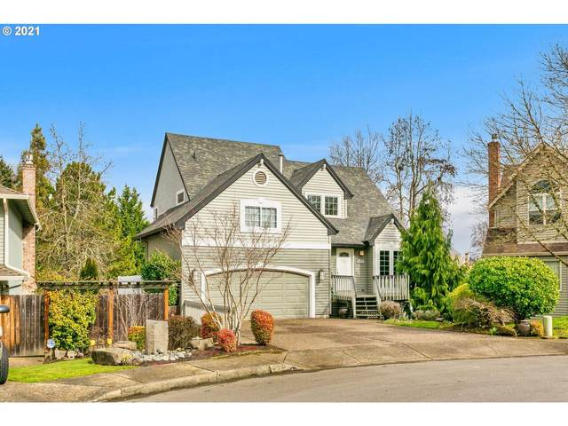9169 SW Hill St, Tigard, OR 97223 (MLS #21341650) :: Beach Loop Realty