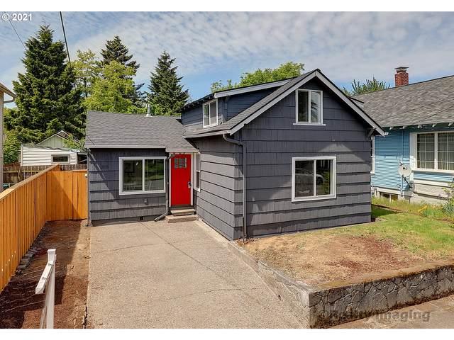 1103 NE 77TH Ave, Portland, OR 97213 (MLS #21341722) :: RE/MAX Integrity