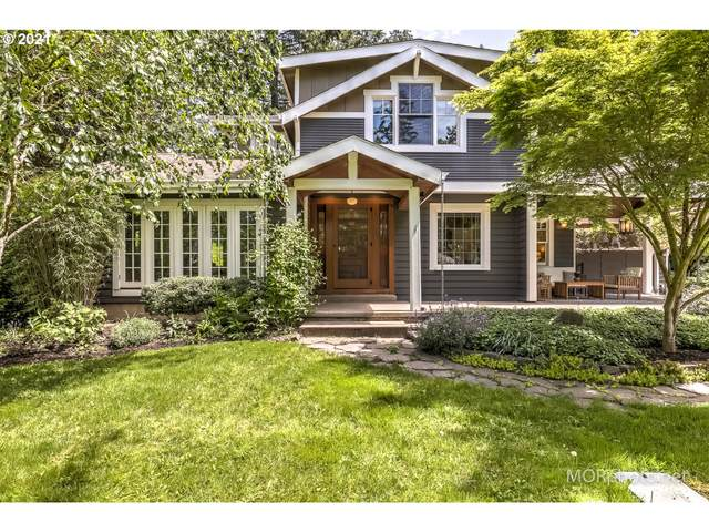 8612 SW 56TH Ave, Portland, OR 97219 (MLS #21341735) :: The Pacific Group