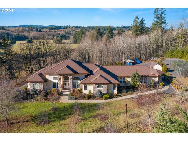 32802 Pittsburg Rd, St. Helens, OR 97051 (MLS #21341881) :: Beach Loop Realty