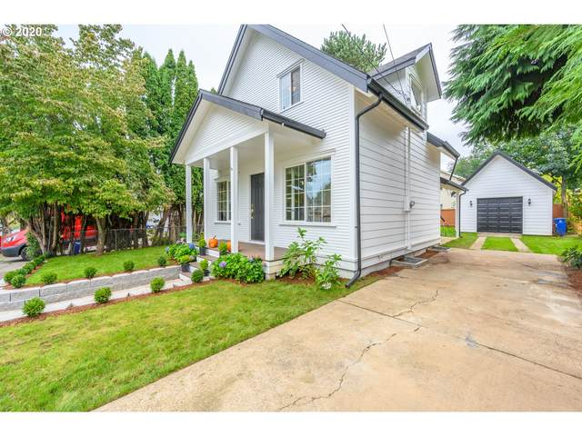 9424 N Tioga Ave, Portland, OR 97203 (MLS #21342294) :: Change Realty