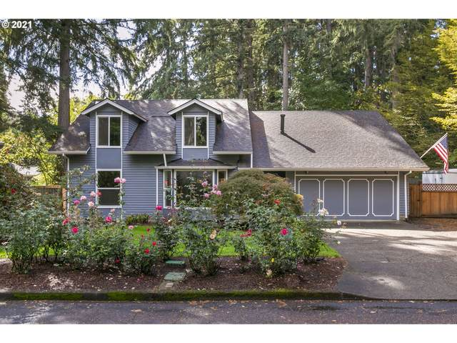 4830 SW Dawn St, Lake Oswego, OR 97035 (MLS #21342407) :: Keller Williams Portland Central