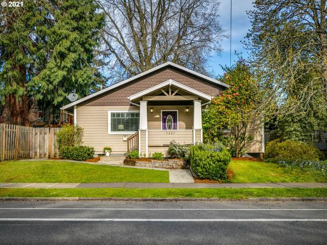7227 N Portsmouth Ave, Portland, OR 97203 (MLS #21342499) :: Tim Shannon Realty, Inc.