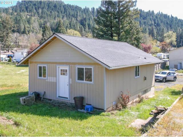 421 SE Third St, Canyonville, OR 97417 (MLS #21342631) :: Song Real Estate