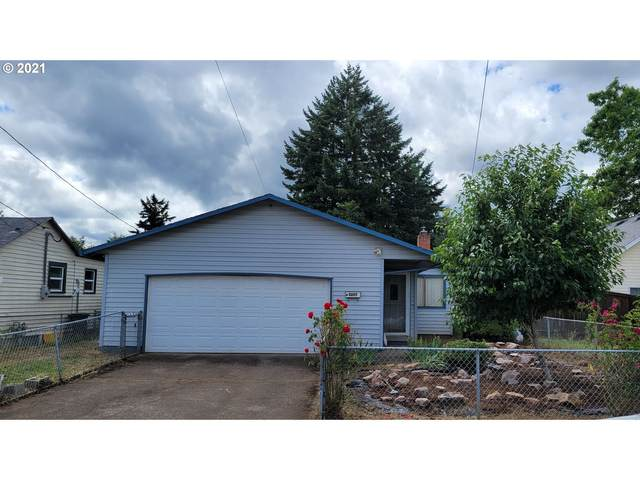 5207 SE 64TH Ave, Portland, OR 97206 (MLS #21342682) :: Holdhusen Real Estate Group