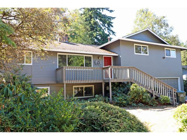9650 SW Washington St, Portland, OR 97225 (MLS #21342967) :: Holdhusen Real Estate Group
