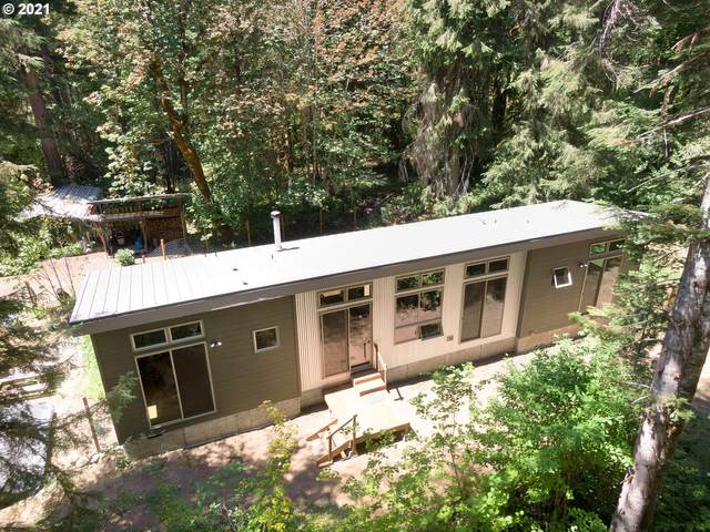 91890 Mill Creek Rd, Blue River, OR 97413 (MLS #21343063) :: Song Real Estate