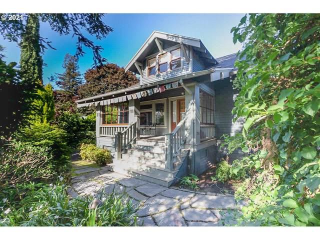 7060 SE 13TH Ave, Portland, OR 97202 (MLS #21343425) :: Premiere Property Group LLC