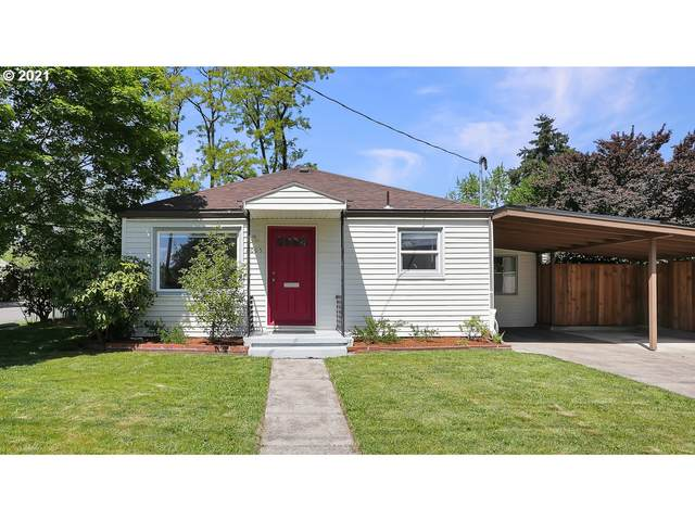 8005 SE Raymond St, Portland, OR 97206 (MLS #21343452) :: Duncan Real Estate Group