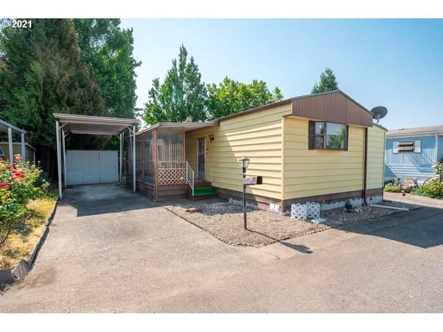 4407 SE Roethe Rd #38, Milwaukie, OR 97267 (MLS #21344290) :: Premiere Property Group LLC