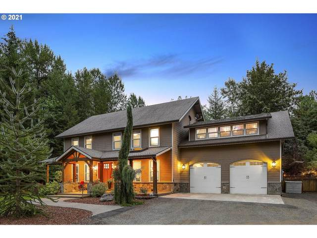 66420 E Barlow Trail Rd, Rhododendron, OR 97049 (MLS #21344298) :: Premiere Property Group LLC
