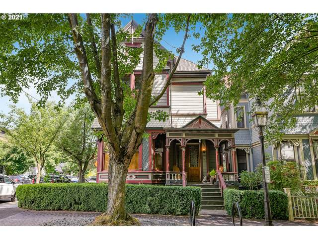 1735 NW Irving St, Portland, OR 97209 (MLS #21344524) :: Gustavo Group