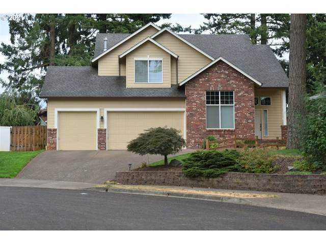 14958 Haida Ct, Oregon City, OR 97045 (MLS #21344530) :: The Pacific Group