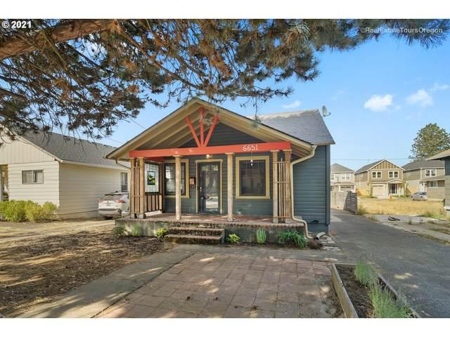 6651 N Willamette Blvd, Portland, OR 97203 (MLS #21345190) :: Tim Shannon Realty, Inc.