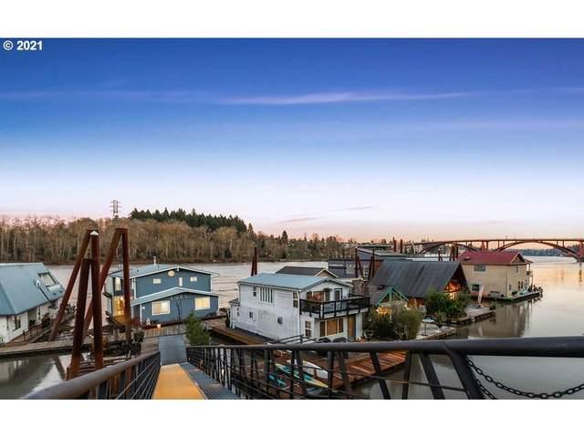 7720 SW Macadam Ave #9, Portland, OR 97219 (MLS #21345419) :: Beach Loop Realty