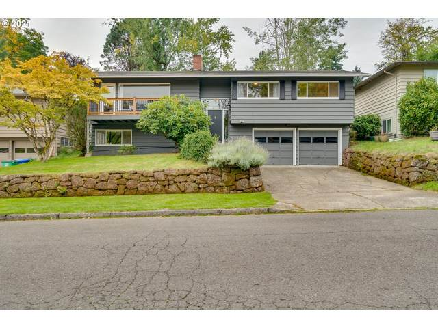 3314 SW Marigold St, Portland, OR 97219 (MLS #21345440) :: Townsend Jarvis Group Real Estate
