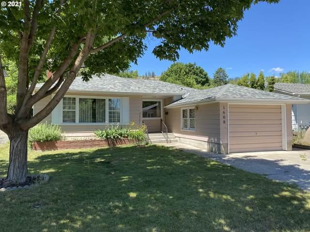 1608 Cedar St, La Grande, OR 97850 (MLS #21345645) :: Tim Shannon Realty, Inc.