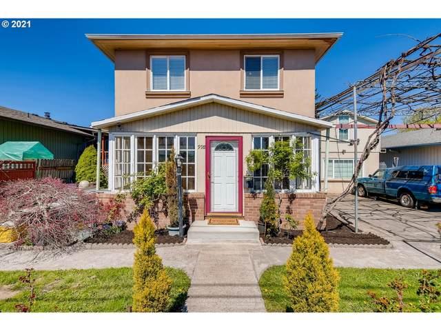 9911 SE Knight St, Portland, OR 97266 (MLS #21346032) :: Holdhusen Real Estate Group