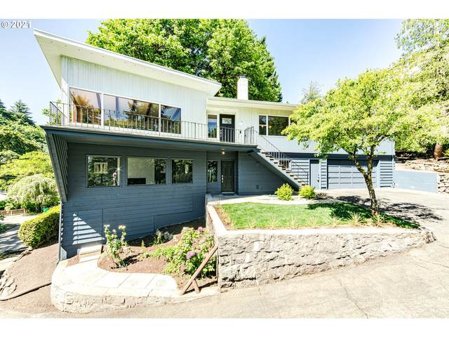 6660 SW Parkhill Dr, Portland, OR 97239 (MLS #21346151) :: RE/MAX Integrity