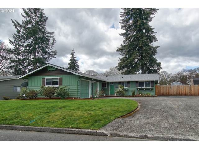 211 Macarthur St, St. Helens, OR 97051 (MLS #21346389) :: The Haas Real Estate Team