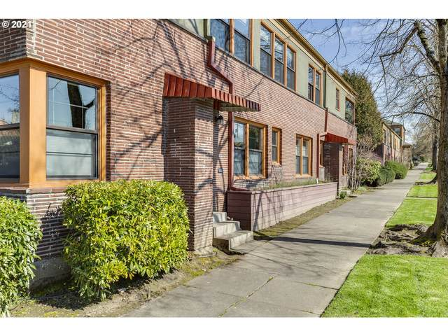 2025 SE Caruthers St #2, Portland, OR 97214 (MLS #21346459) :: Duncan Real Estate Group