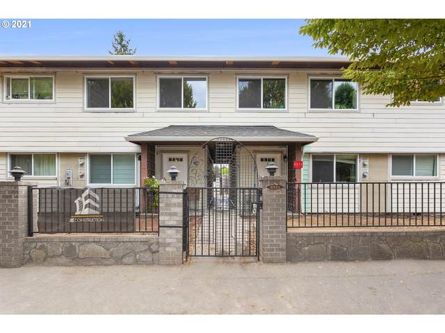 9333 N Lombard St #5, Portland, OR 97203 (MLS #21346559) :: Next Home Realty Connection
