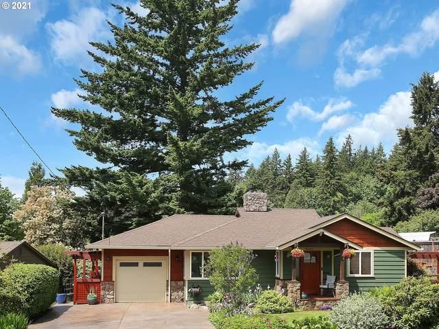 9041 NE Fremont St, Portland, OR 97220 (MLS #21346700) :: Song Real Estate