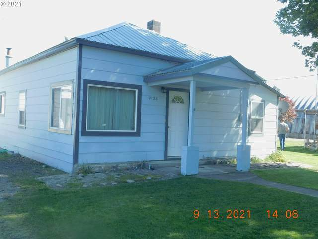 2138 15th St, Baker City, OR 97814 (MLS #21346753) :: Premiere Property Group LLC
