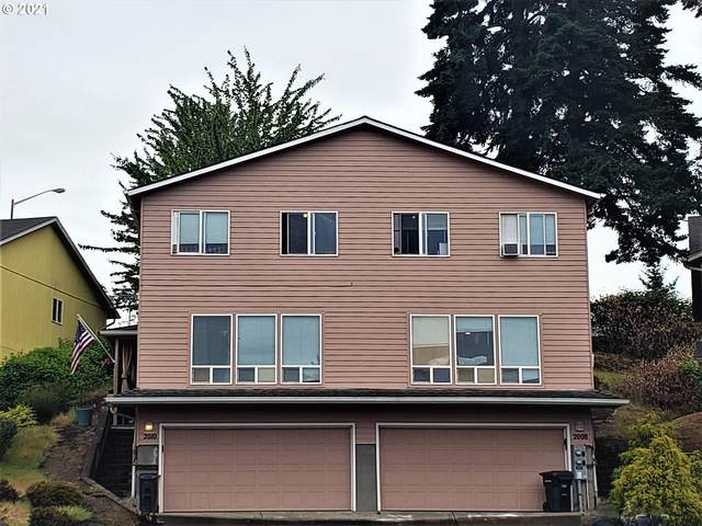 2008 Brandon Ave, Keizer, OR 97303 (MLS #21347001) :: Townsend Jarvis Group Real Estate