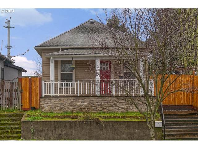 805 W 16TH St, Vancouver, WA 98660 (MLS #21347557) :: Townsend Jarvis Group Real Estate