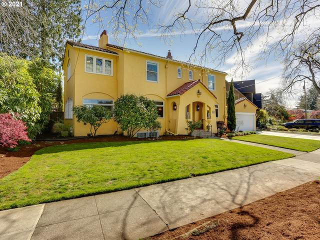 4431 NE Alameda St, Portland, OR 97213 (MLS #21347569) :: McKillion Real Estate Group