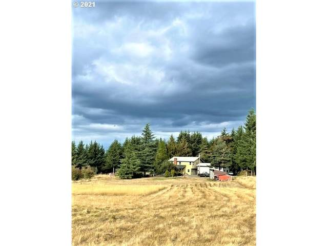 35482 S Sawtell Rd, Molalla, OR 97038 (MLS #21347722) :: Lux Properties