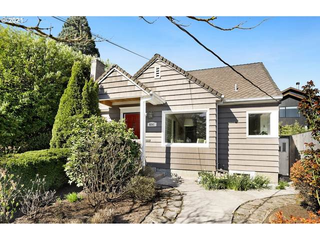 8241 SW Terwilliger Blvd, Portland, OR 97219 (MLS #21347768) :: Duncan Real Estate Group