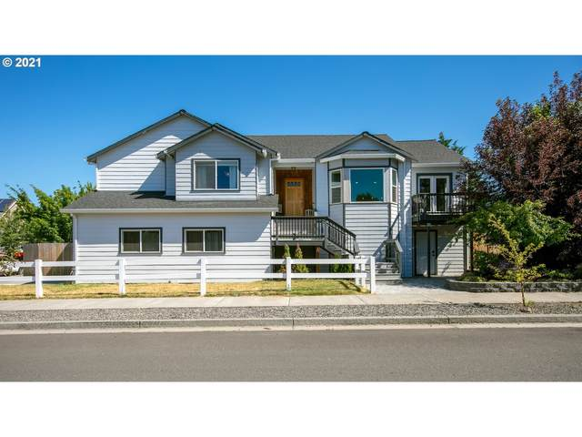 310 Pacific Ave, Hood River, OR 97031 (MLS #21347987) :: Tim Shannon Realty, Inc.