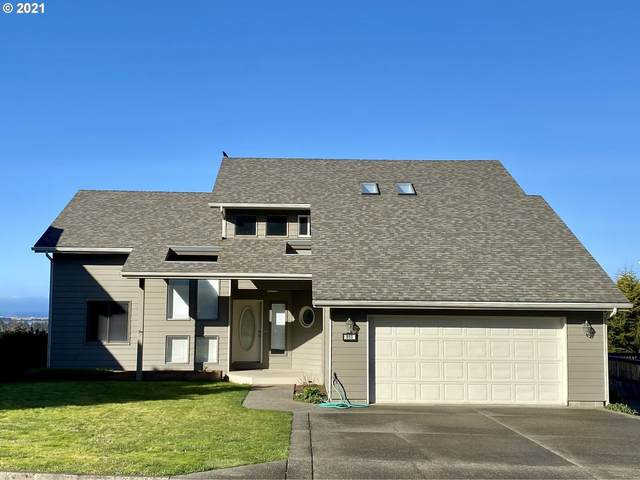 850 Prefontaine Dr, Coos Bay, OR 97420 (MLS #21348163) :: Beach Loop Realty