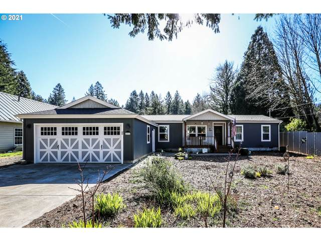 42930 Leaburg Dr, Leaburg, OR 97489 (MLS #21348396) :: Townsend Jarvis Group Real Estate