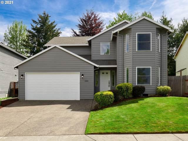 5483 NW Lianna Way, Portland, OR 97229 (MLS #21348441) :: RE/MAX Integrity