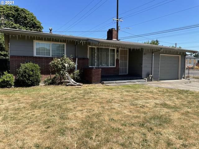 2450 SE 115TH Ave, Portland, OR 97216 (MLS #21348607) :: Brantley Christianson Real Estate
