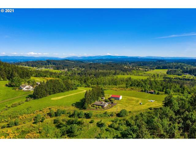15665 S Portland View Dr, Oregon City, OR 97045 (MLS #21348710) :: Lux Properties