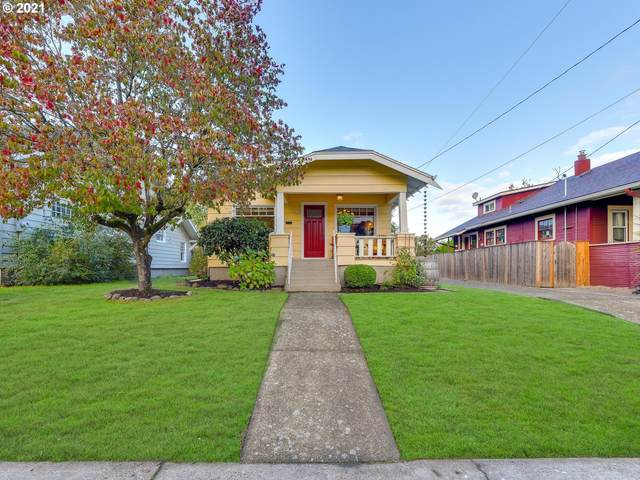 3715 NE 73rd Ave, Portland, OR 97213 (MLS #21348786) :: McKillion Real Estate Group