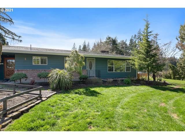 18450 S Redland Rd, Oregon City, OR 97045 (MLS #21349201) :: Fox Real Estate Group